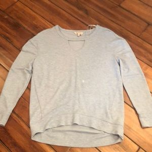 Juicy couture light blue top
